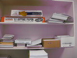 Misc. Fedex Boxes and Paper