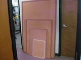 (6) Cork Boards