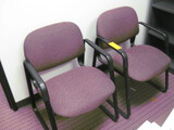 (2) Guest Chairs