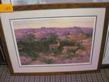 (5) Framed Prints