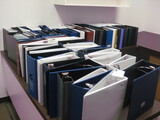 Large Selection of Ring Binders