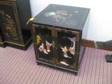 Oriental 2-Door Cabinet 20