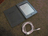 Kindle Touch 3g + wifi 6