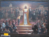 Peace is Coming by McNaughton Signed and number Print