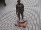 Nathan R. Chapman Menorial Statue by Bob Pack  15