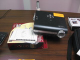 Toshiba Model XJ-S10 LCD Projector and Ceiling Mount Located in Temple Texas