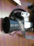 Sony Model DSC0H1 Digital Camera Located Temple Texas
