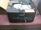 (2) Printers Samsung ML 2525W Canon TR4522