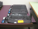 7 wiresell keyboards and mouses