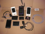 Mobile iPhone and Internet Equipment