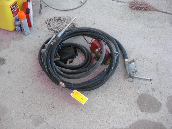 Misc Fuel Hoses and Pump