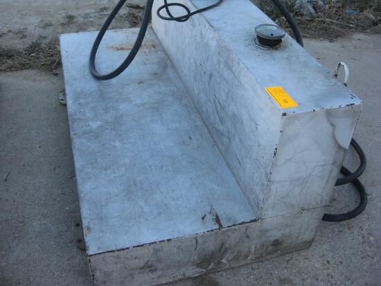 L-Shape Fuel Tank and Pump