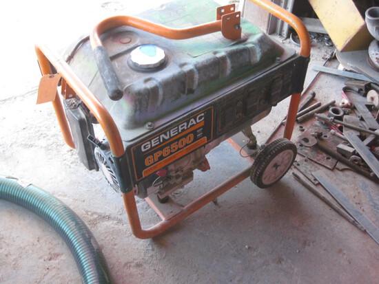 Genearac Model GP-6500 Generator