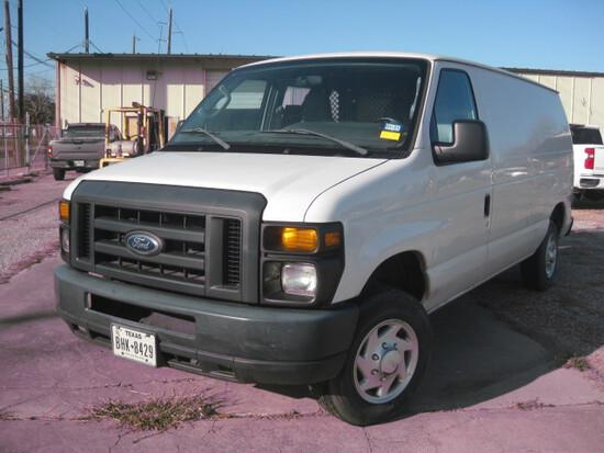 2012 Ford E-150 Van