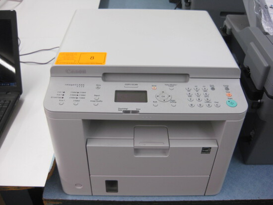 Canon Model Imageclass D530 All in One Printer