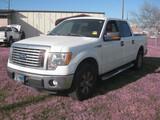 2011 Ford F-150 XLT Crew Cab Truck Texas Edition