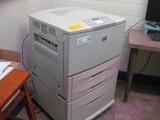 H/P Laserjet 9050n Printer and Dell Desktop Computer