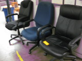 (3) Executive Chairs