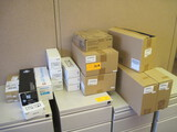 Misc Toner, Staples,and Waste Cartridges