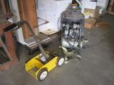 Shop fan Small Air Compressor Paint Marker