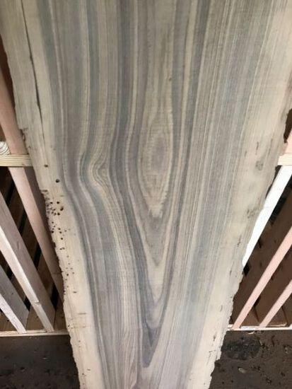 Sinker Cypress Planed 1 side 118 x 13-15 x 2-3/4