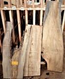 (7) Ash  Approximately 27 board feet