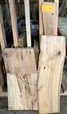 (11)  Cottonwood Various Sizes  60 Board Feet +-