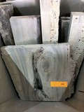 (16 +- )  Box Of Ocean Salvaged Log Lumber Sinker Cypress Cutoffs