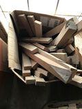 Box Of (32) Texas Mesquite Butcher Block Strips