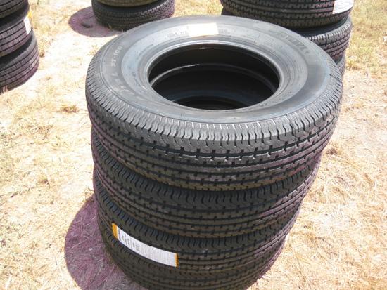 Westlake Radial St-100 St235/80R16 New Tires LR E