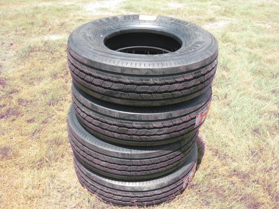 Navitrac M116HD St235/80R16 New Tires LR G