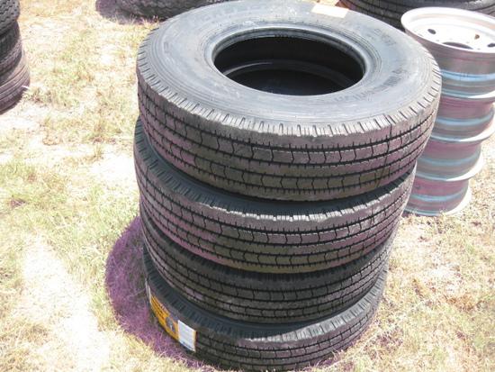 Westlake CR960A ST235/85R16 New Tires