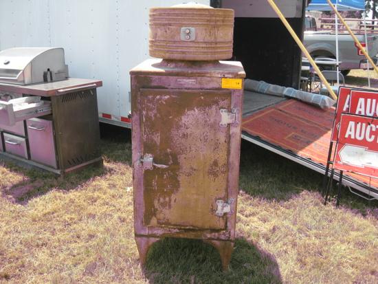 Antique GE Refrigerator