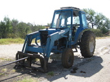 Ford Model 4600 2wd Cab Farm Tractor Hrs 2028