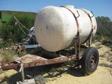 Trailer Mounted  Tank