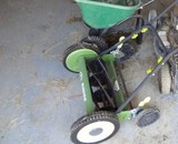 Push Mower Drain Snakes Yard Tools small wire live trap