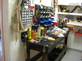 Contents of tool Room, Tools Work Bench and Hand Tools