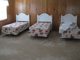 (4) Twin Beds