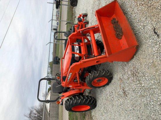 Kubota L3010 Ld. Tractor