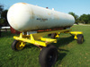 Anhydrous Trailer, with adjustable axles.
