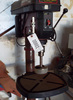 "Tradesmen Drill Press, 17"", 16 speed"