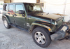 2008 Jeep Wrangler 4x4 Unlimited Sahara