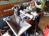Aamco NO 7900, brake & flywheel lathe