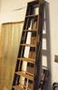 Wooden & aluminum ladders