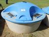 RMI 300 Gallon Liquid Feed Tank