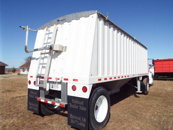2014 Jet grain trailer, 22' w/electric tarp