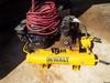 DeWalt gas powered air compressor