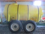 Tri-State 1600 gal. poly nurse tank