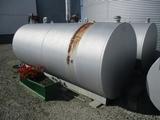 2000 gal. fuel tanks w/elect. pump