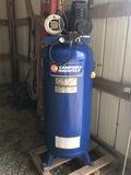 Campbell Hausfield 60 gal. 240 volt upright air compressor